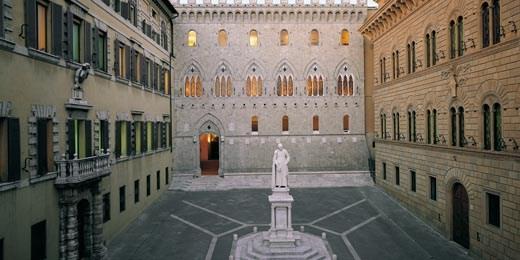Su Banca Mps torna l'ipotesi Poste Italiane