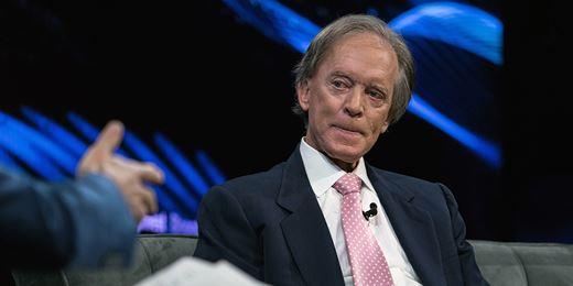 Scende sotto il miliardo di dollari il fondo di Bill Gross. Puntava sul rialzo di Treasury e Bund
