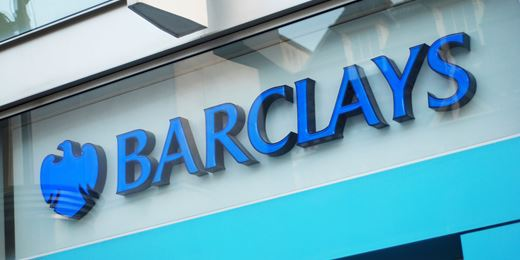 SFO charges Barclays Bank