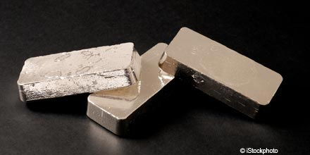 Silver tipped to soar 500% but can it beat bullion in 2013?