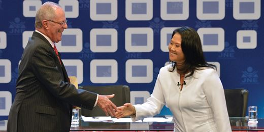 LatAm investors welcome PPK's presidential win in Peru