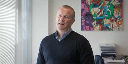 Neil Woodford: in some respects outlook has improved