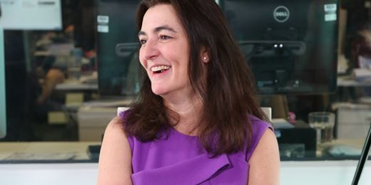 Investment Quorum's West on her three months in the hot seat