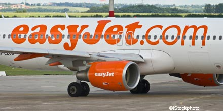 EasyJet slump leaves FTSE grounded