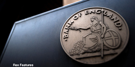 Bank of England denies holding currency union talks with Scottish government