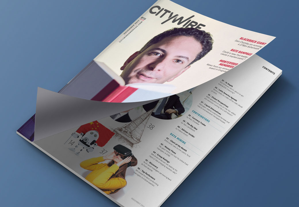 Citywire Americas Magazine Issue 24