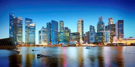 London-based CRM specialist opens Singapore office