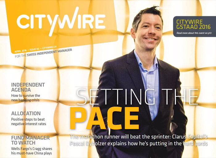 Citywire Swiss Indpendent Manager Issue 5