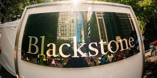 Blackstone takes stake in $22bn private equity firm - Citywire