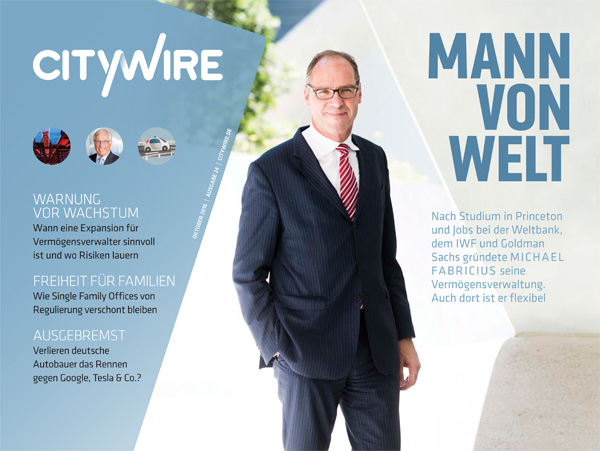 Citywire Deutschland Magazine Issue 24