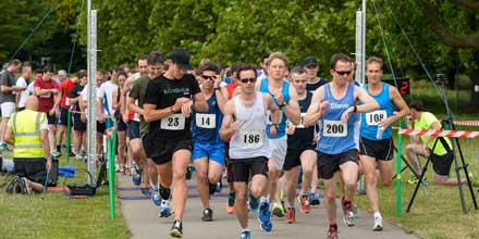 Citywire charity 10k run