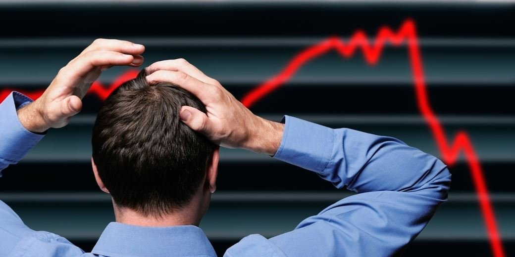 Why oil is falling like it's 2008 again