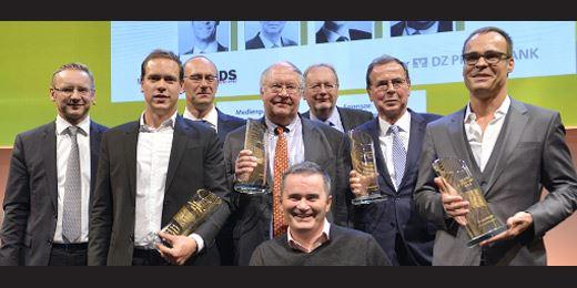 Die Gewinner der Sauren Golden Awards 2015