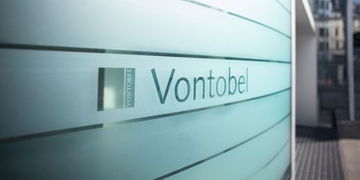 Vontobel asset management profits fall 19%