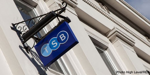 TSB soars on Spanish approach; FTSE rises