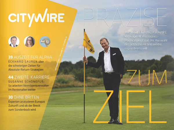 Citywire Deutschland Magazine Issue 23