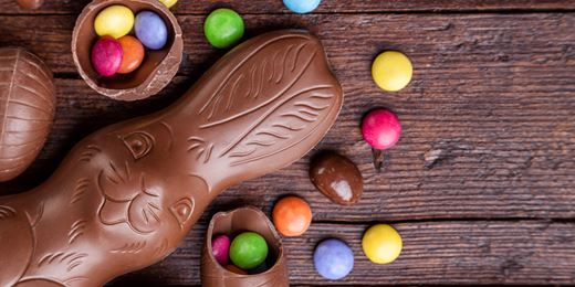 The stock hitting the sweet spot this Easter