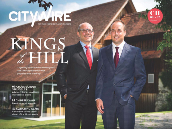 Citywire Swiss Indpendent Manager Issue 15