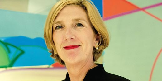 Profile: 'women make very good wealth managers'
