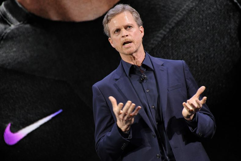 nike mark parker end it executive