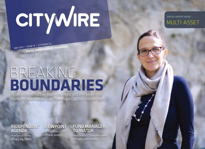 Citywire Swiss Indpendent Manager Issue 13