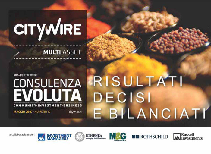 Citywire Consulenza Evoluta magazine Supplemento: Multi Asset