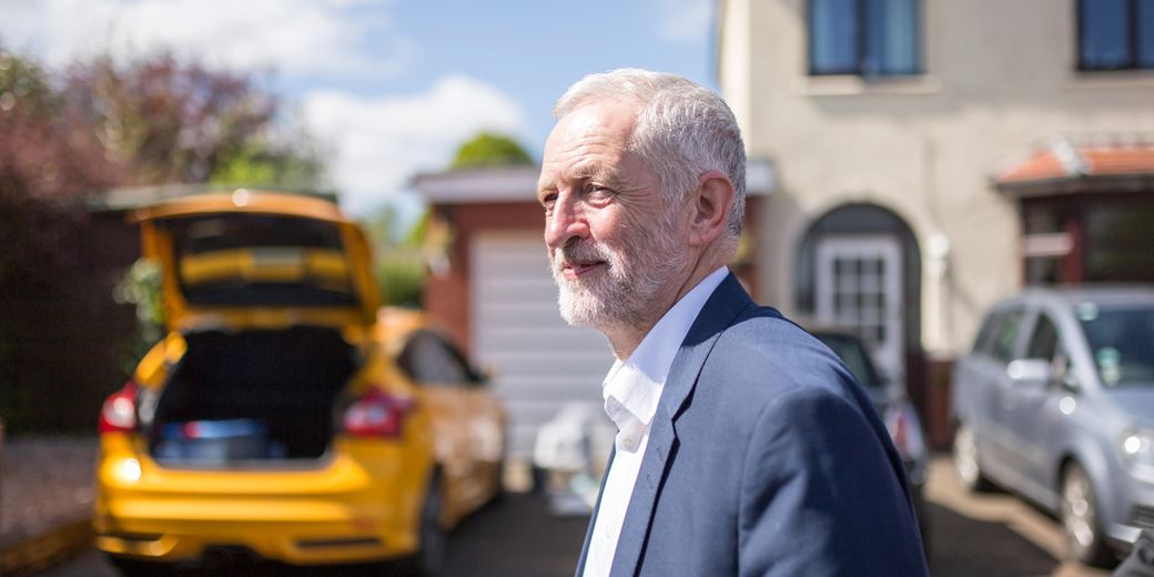 Corbyn commits to keeping pension triple lock