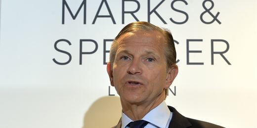 AAA-rated stars keep faith with M&S after Bolland exit