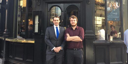 Pub Club with Alex Neilson, Investec Click & Invest
