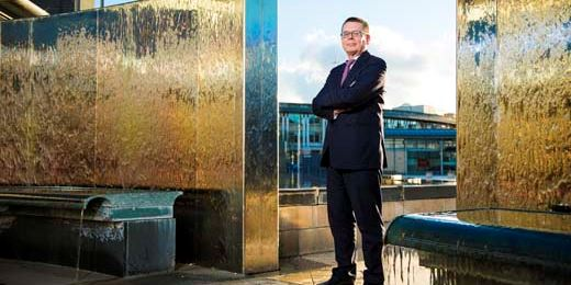Pure intent: EAPF's Mark Mansley bulks up on real assets