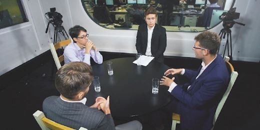 Robo roundtable: 'pimply youths' are future of advice