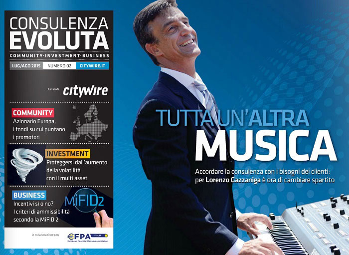 Citywire Consulenza Evoluta magazine Issue 2