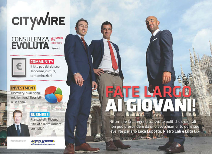 Citywire Consulenza Evoluta magazine Issue 12