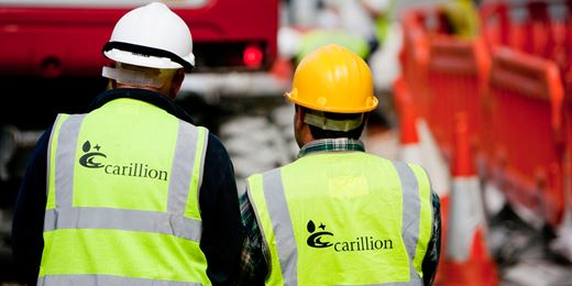 The fund managers hit by Carillion's collapse