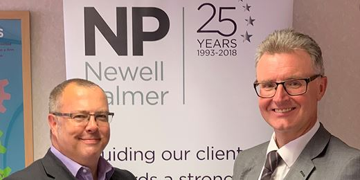 Newell Palmer seals 51st deal with local IFA acquisition