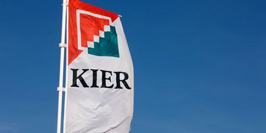 Kier shares soar as update eases Carillion fears