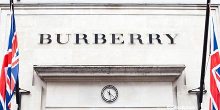 Burberry gains as China laps up luxury goods