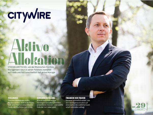 Citywire Deutschland Magazine Issue 29