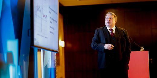 Vortragstitel: Chancen und Risiken im globalen Aufschwung
