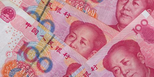 AMs staying bullish on the yuan despite falling currency