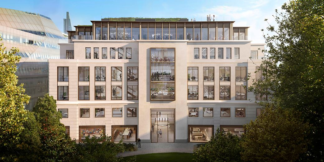 Brewin picks Cannon Street for plush new London HQ