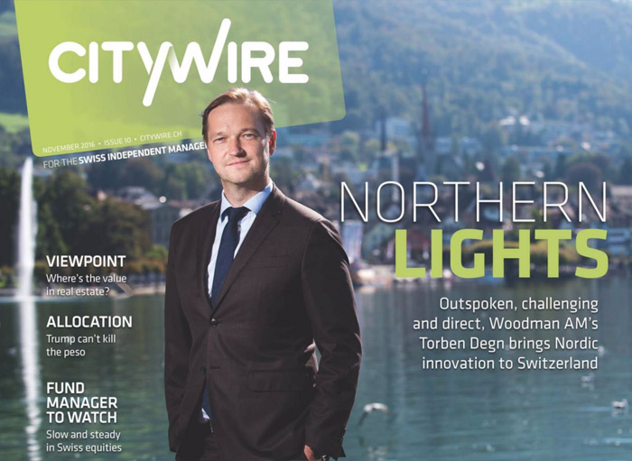 Citywire Swiss Indpendent Manager Issue 10