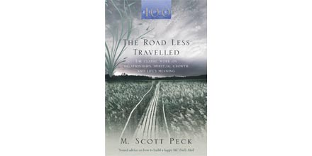 Book review: The Road Less Traveled by M. Scott Peck