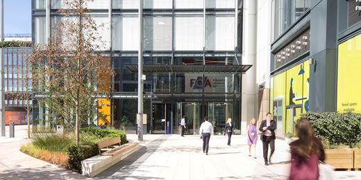 FCA appoints new consumer panel chair