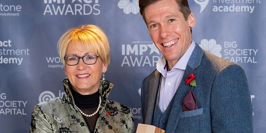 All the winners from the first SIA impact investment awards
