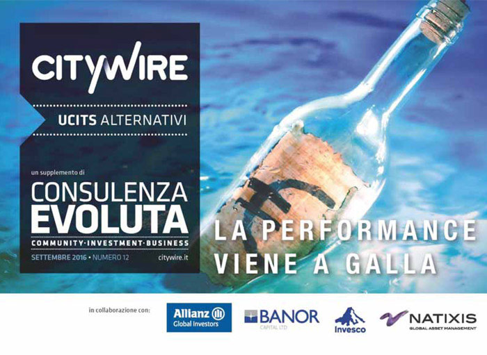Citywire Consulenza Evoluta magazine Supplemento: Ucits Alternativi