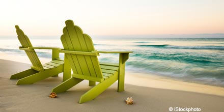 Credit Suisse CIO: trades to help you relax on the beach