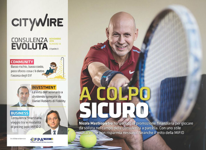 Citywire Consulenza Evoluta magazine Issue 14