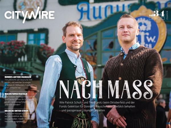 Citywire Deutschland Magazine Issue 34