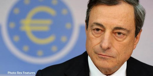 Draghi pulls the trigger: top managers react to bond-buying plans